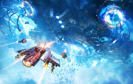 Jamás me había enganchado tanto a un shoot'em up como con Sky Force Anniversary & Reloaded