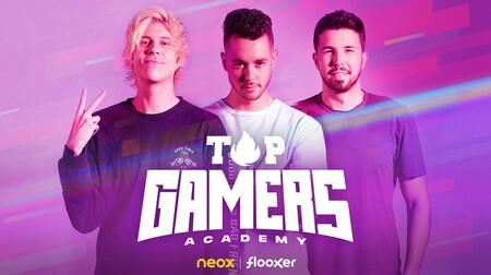 Arranca Top Gamers Academy, el talent show de videojuegos con Rubius, TheGrefg, WillyRex, Ibai y más