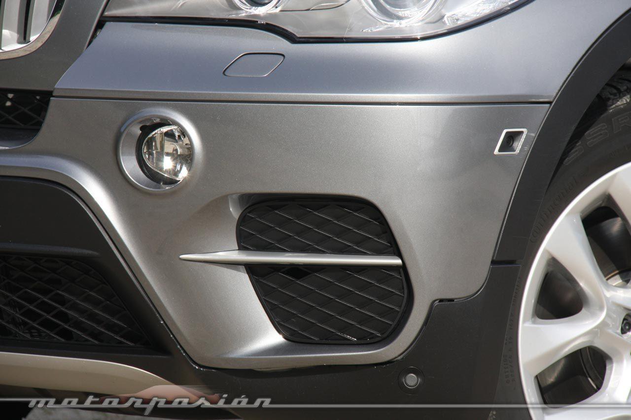 Foto de BMW X5 4.0d xDrive (prueba) (12/48)