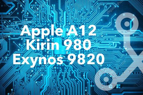 Exynos 9820 vs Apple A12 Bionic vs Kirin 980: potencia bruta para conquistar 2019