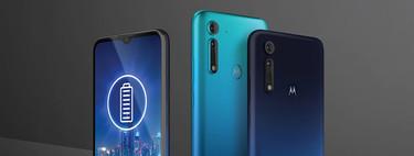 Moto G8 Power Lite: gran batería y cámara triple en este nuevo móvil barato de Motorola
