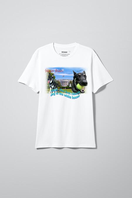 Camiseta Weekday Zeitgeist 01