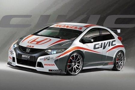Así lucirá el Honda Civic del Mundial de Turismos
