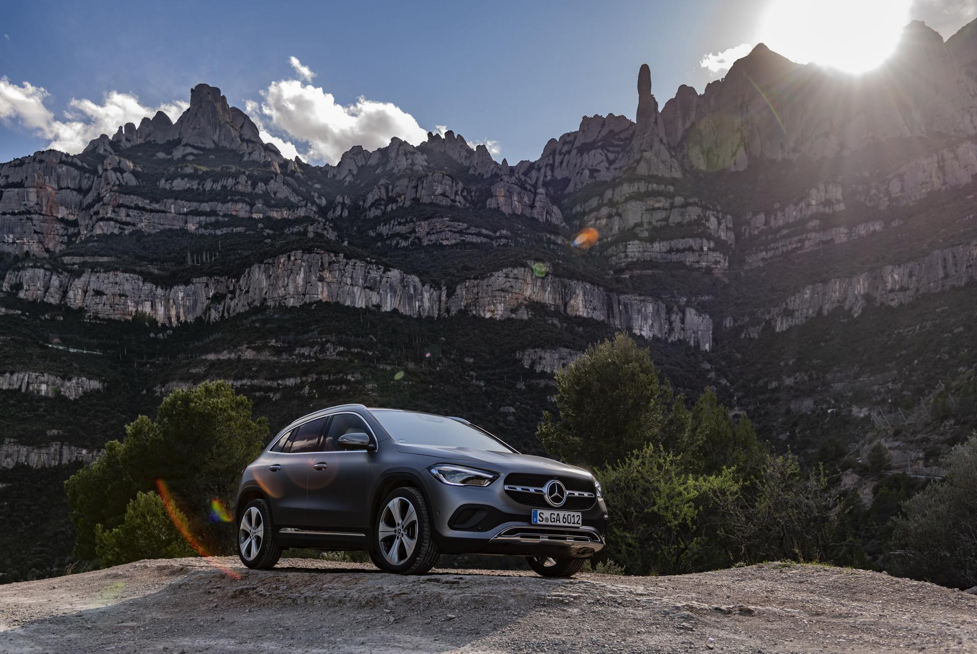 Foto de Mercedes-Benz GLA 2021 (29/103)