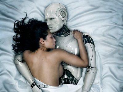 Cuando podamos comprar un robot sexual que nunca diga 'No'