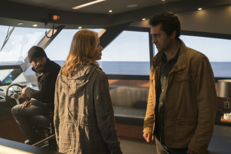 'Fear the Walking Dead' busca en el mar su propio camino