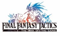 Final Fantasy Tactics: The War of the Lions llega a Android