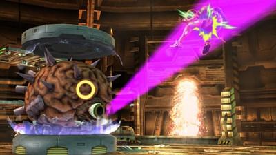 Mother Brain confirmado como ayudante en Super Smash Bros.