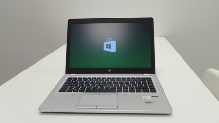 frontal del elitebook 9470m