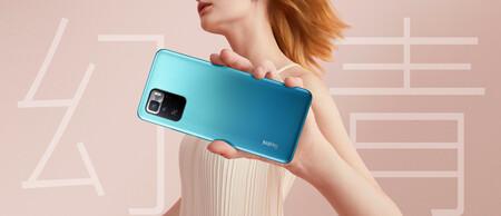 Se filtran las primeras imágenes y especificaciones del Redmi Note 10 Ultra con procesador Mediatek y 5G