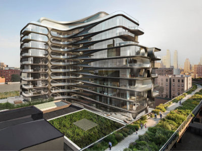 ¿Tienes 5 millones de dólares? Entonces, puedes vivir en el edificio que Zaha Hadid construirá en Nueva York