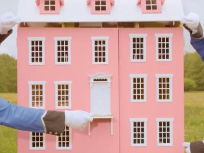 Taylors of Harrogate recrea El Gran Hotel Budapest para unos huéspedes muy particulares