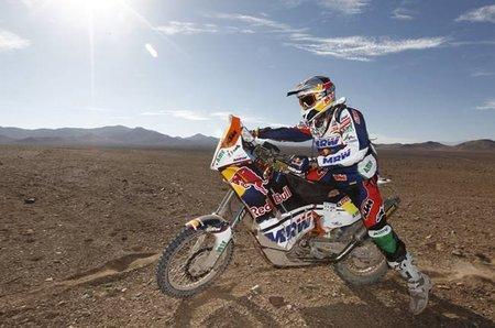 Dakar 2012: Copiapó - Antofagasta, etapa 8