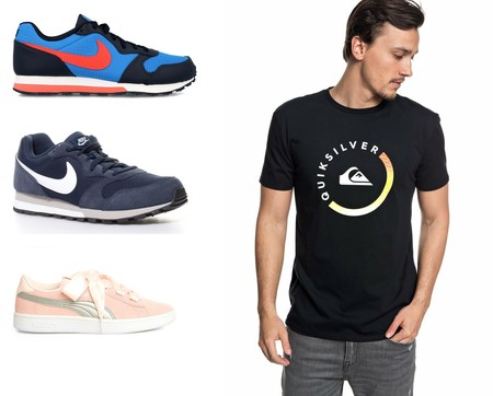 11 ofertas de moda y calzado en el Super Weekend de eBay de marcas como Jack&Jones, New Balance y Nike