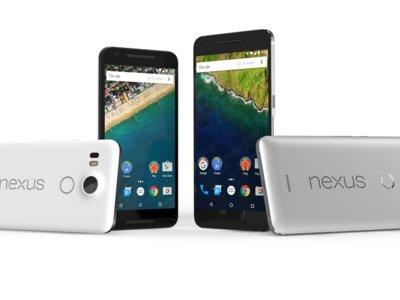 Google por fin publica las imágenes de fábrica de Nougat para los Nexus 6P y Nexus 5X
