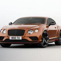 Bentley GT Speed se pone guapo con una versión especial
