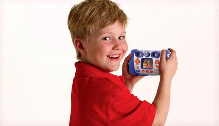 Kidizoom Plus, cámara de fotos para niños