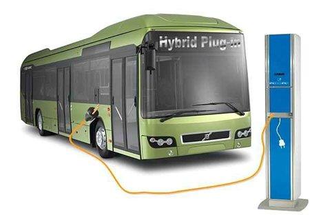 Volvo entregará los primeros autobuses eléctricos en Suecia