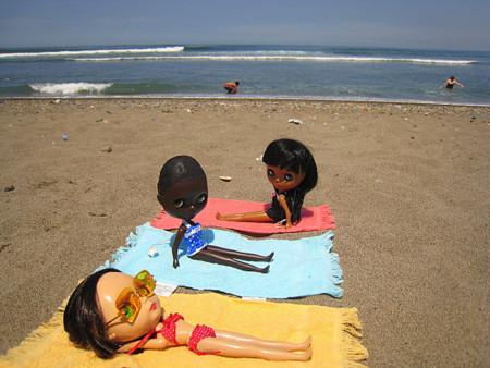 Verano 2013: el look de playa para niñas