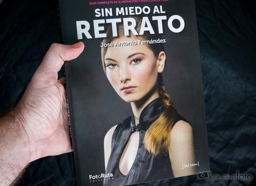 'Sin miedo al retrato' de José Antonio Fernández, una guía para ampliar conceptos de iluminación