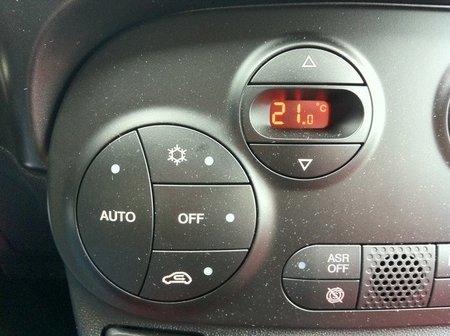 Start Stop Fiat 500