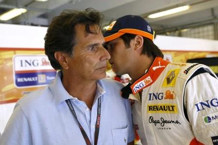 Renault F1 inicia procedimiento vía penal contra Nelson Piquet padre e hijo