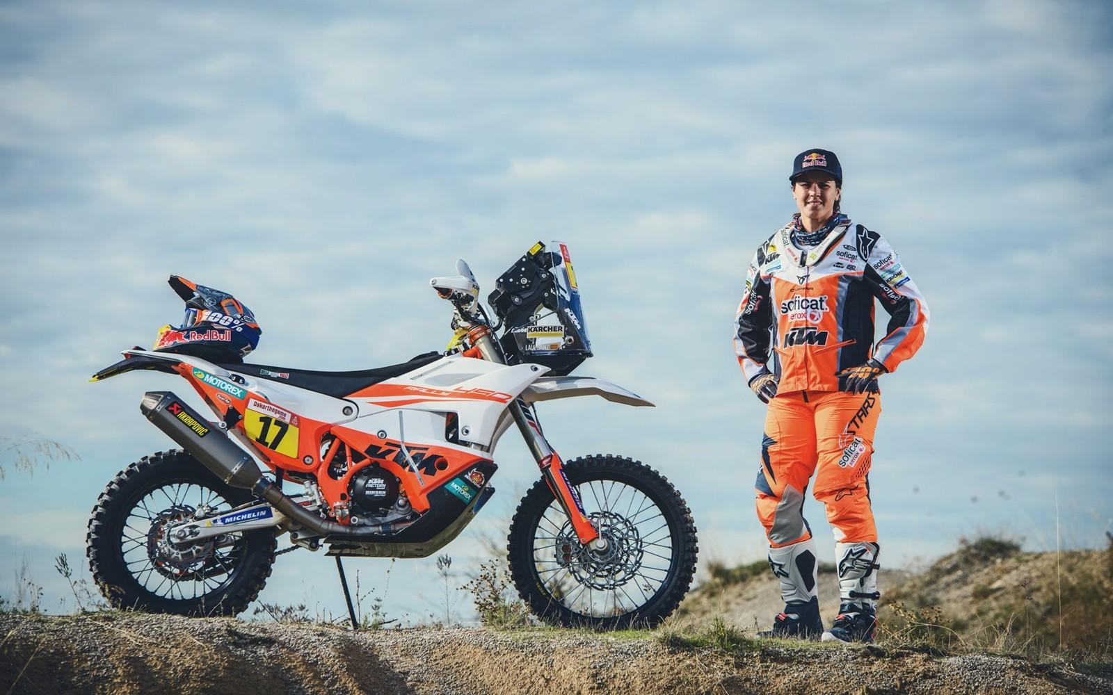 Foto de KTM 450 Rally Dakar 2019 (37/116)