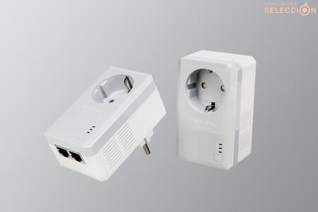 Los PLC TP-Link TL-PA4020P están rebajados a 39,99 euros como oferta del día en Amazon
