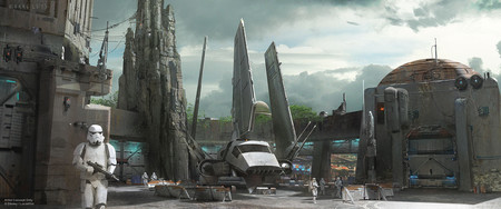 Star Wars Land 12