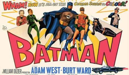 Cómic en cine: 'Batman', de Leslie H. Martinson