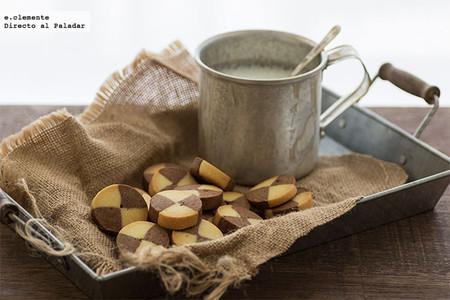 Pastas de té de dos colores: la receta por la que todos te preguntarán