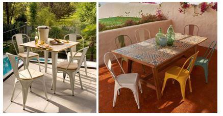 La nueva colecci n de mobiliario para exteriores 2017 de - Mobiliario de terraza leroy merlin ...