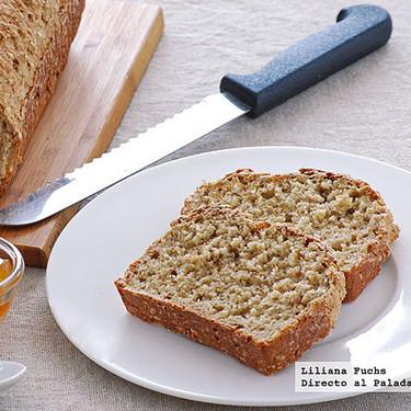 Pan fácil para vagos de Nigella Lawson: receta facilísima y rápida de panadería