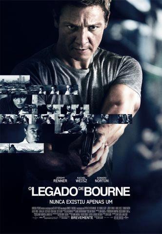 Foto de Carteles de 'El Legado de Bourne' (4/9)