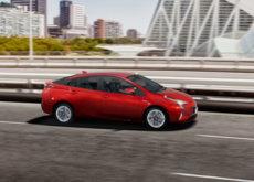 Esta es toda la tecnología que esconde el nuevo Toyota Prius 2016