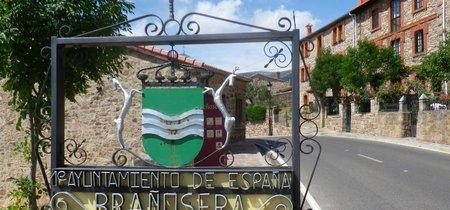 Brañosera (Palencia), el pueblo más antiguo de España