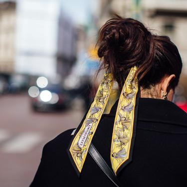 La vuelta del verano viene llena de accesorios para el pelo: ocho ideas sacadas del street style para inspirarnos