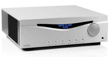 Audia Flight FLS 9: este exclusivo amplificador ofrece hasta 500 vatios de potencia en un tamaño compacto