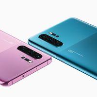 """Nuevo P30 Pro: un nuevo acabado """"dual"""" para el teléfono más importante de Huawei y Android 10 de fábrica"""