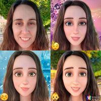 Cómo convertir tu foto en un dibujo de Pixar o una caricatura con la app gratuita 'Editor Voilà AI Artist'