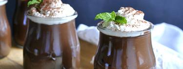 Mousse de chocolate y aguacate: receta fácil y rápida con vídeo incluido
