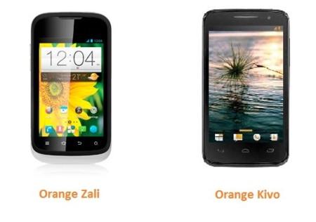 Orange Zali y Orange Kivo