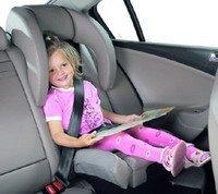Asiento infantil integrado de Volkswagen