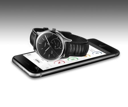 Iq Move Monitor De Actividad Telefono Inteligente Timex Trendencias Hombre