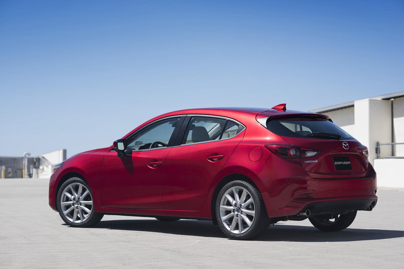 Foto de Mazda3 2017 (14/31)
