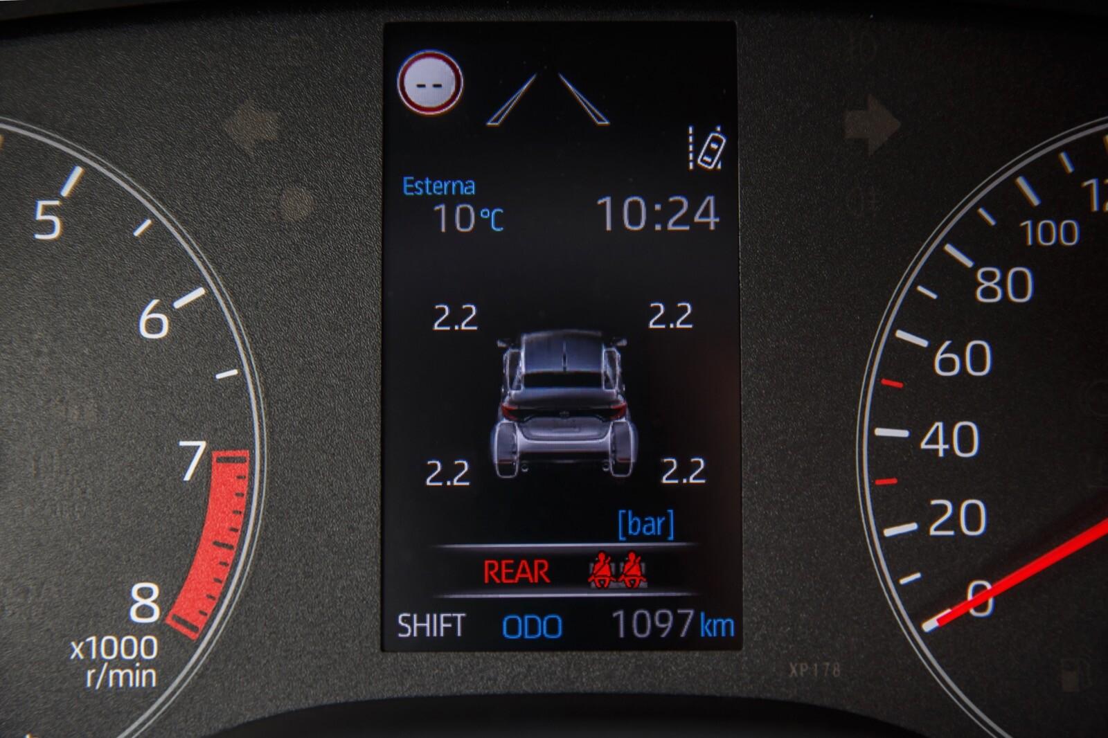 Toyota GR Yaris (Presentación)q