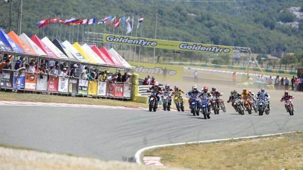 Salida GP Croacia