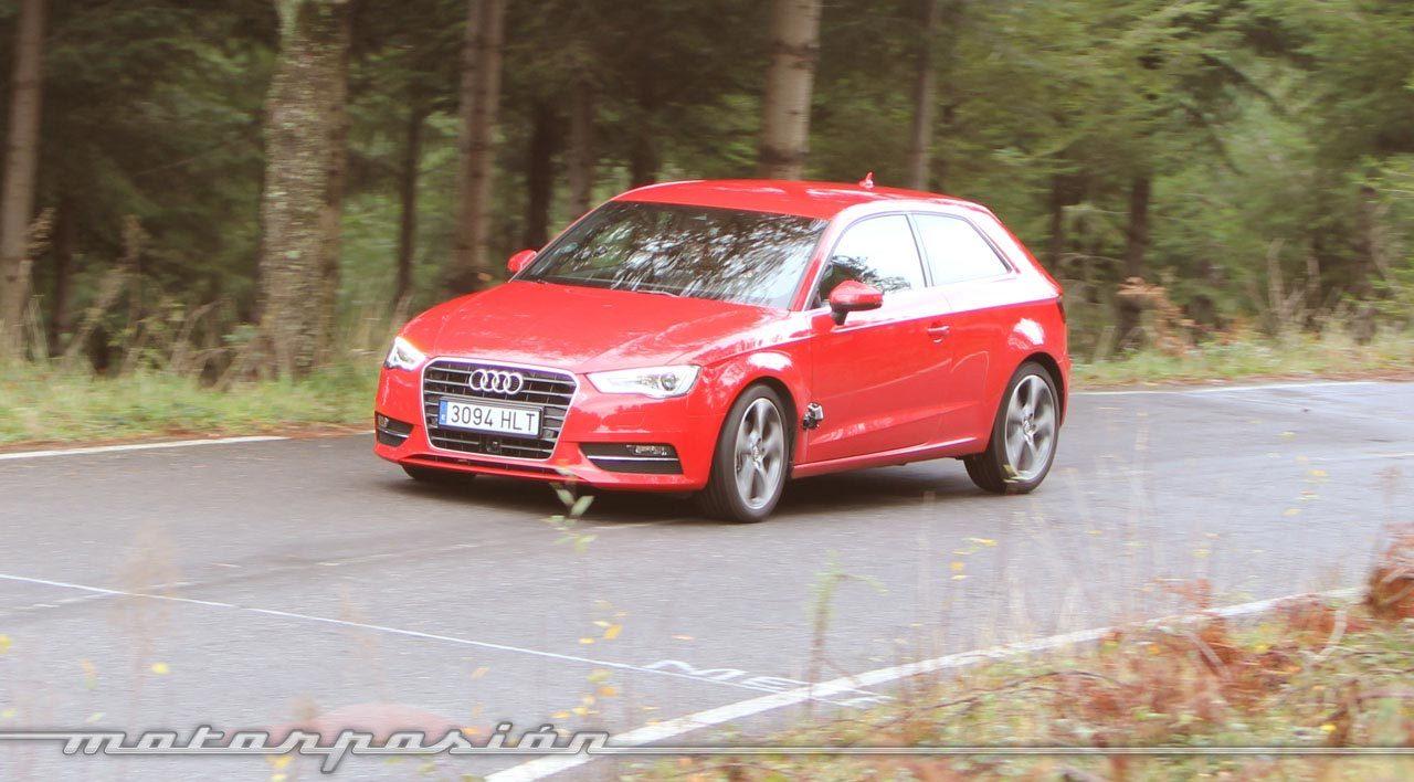 Foto de Audi A3 2.0 TDI (prueba) (9/52)