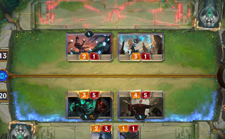 Hemos jugado a Legends of Runeterra: los creadores de League of Legends tienen un gran competidor para Hearthstone