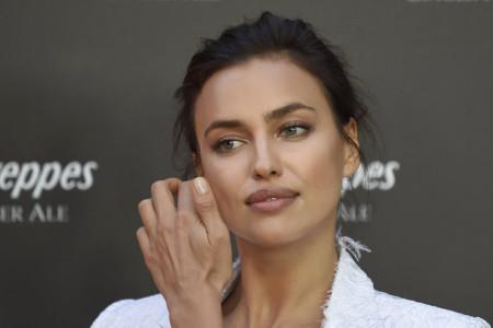 Irina Shayk vuelve a Madrid de la manera más sexy para convertirse en la estrella de la fiesta